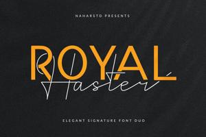 Royal Haster Monoline