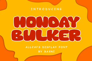 Monday Bulkers