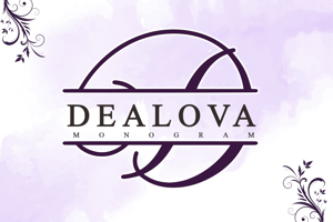 Dealova Monogram _