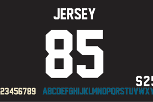 Jersey M54
