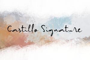 c Castillo Signature