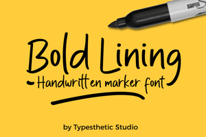Bold Lining