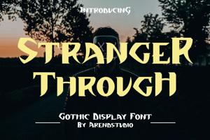 Stranger Through