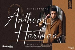 Anthony Hartman