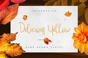 Delicious Yellow