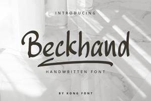 Beckhand