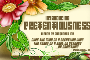 Introducing Pretentiousness