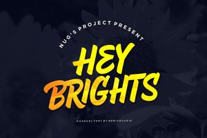 Hey Brights