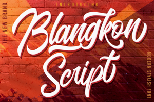Blangkon Script