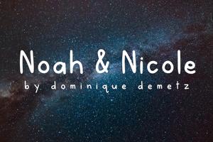 NoahandNicole