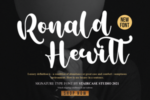 Ronald Hewitt
