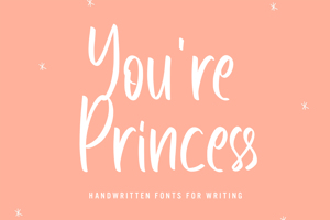 Youre Princess