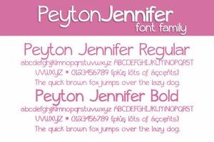 Peyton Jennifer