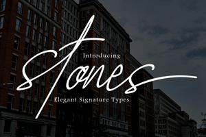 Stones Signature