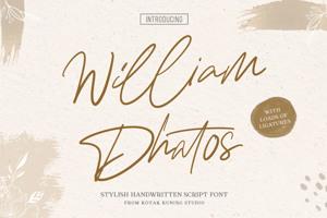 William Dhatos