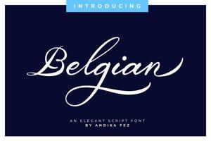 Belgian Signature