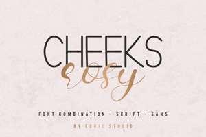 Cheeks Rosy