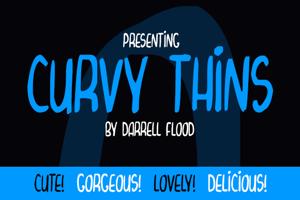 Curvy Thins