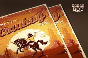 Horseboy flanel