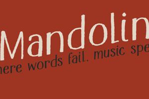 DK Mandolin