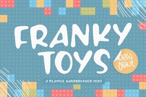FRANKY TOYS