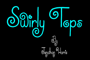 Swirly Tops