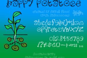 Happy Potatoes