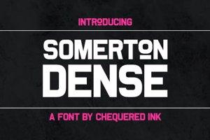 Somerton Dense