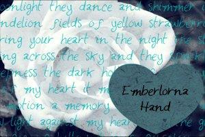 Emberlorna Hand