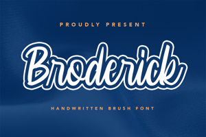 Broderick