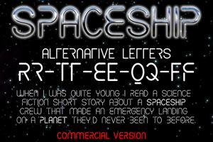 CF Spaceship