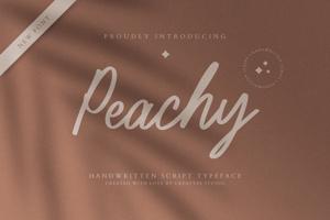 Peachy Regular