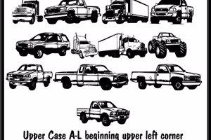 Trucks for Judy *S*
