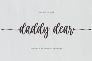 daddy dear