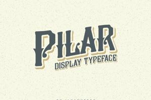 Pilar Typeface