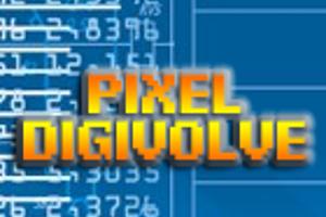 Pixel Digivolve