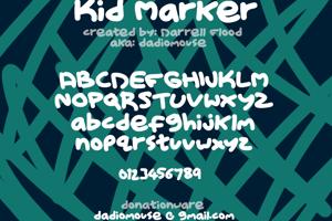 Kid Marker