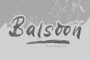 Balsoon