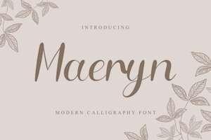 Maeryn