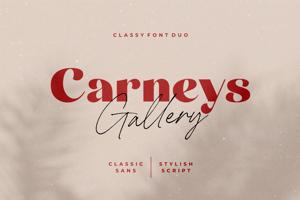 Carneys Gallery Script