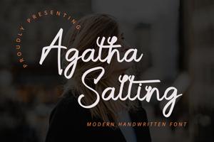 Agatha Salting