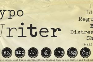 Typo Writer Demo