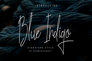 Blues Indigo