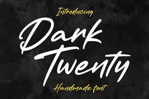 Dark Twenty