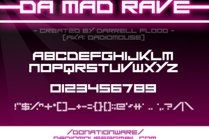 Da Mad Rave