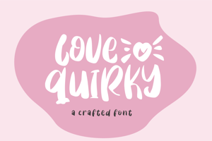 Love Quirky