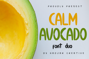 Calm Avocado