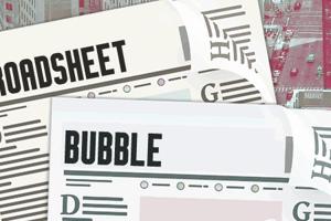 Broadsheet Bubble