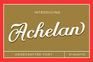Achelan Script