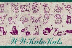 WW Kute Kats